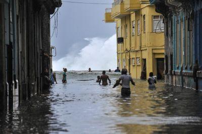 People Flooded